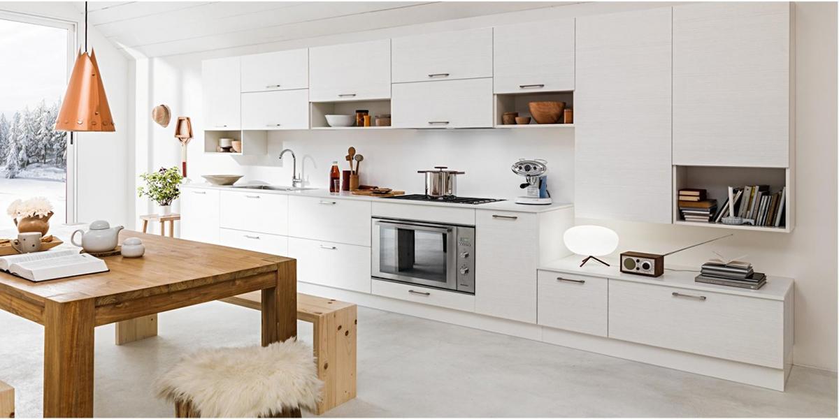 Modern Kitchen Alexa La Qualite