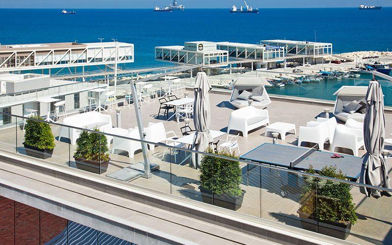 Exterior Exness Global, Limassol